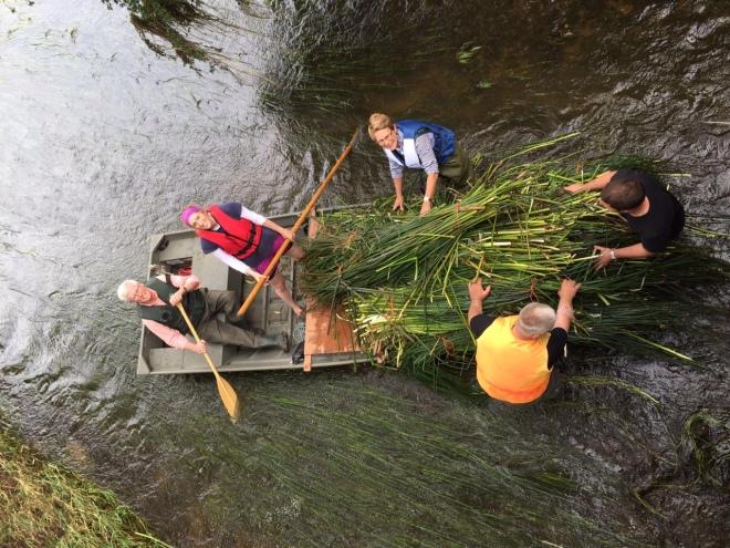 Harvesting with John Craven